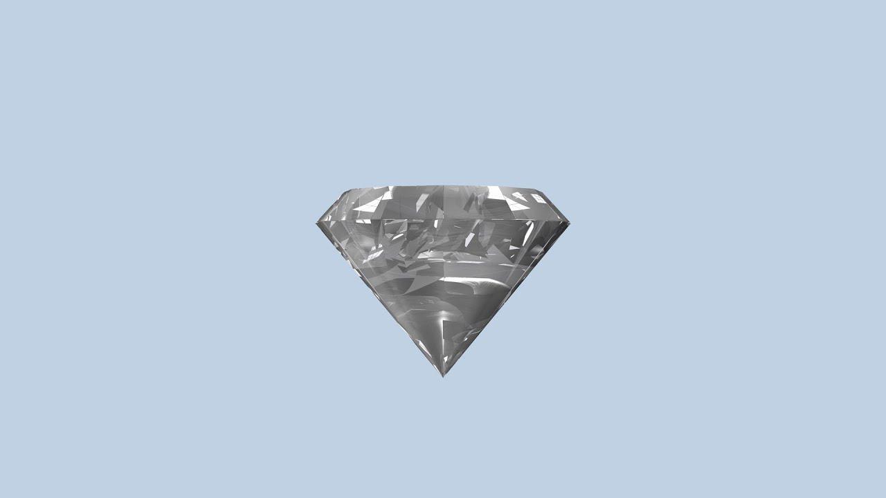 Cinema 4D - Diamond Tutorial