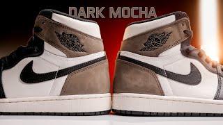 Jordan 1 Dark Mocha | On Foot 4K Review