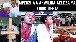 MAGAZETI FEB 23: Mpenzi wa Akwilina Aeleza Yakusikitisha