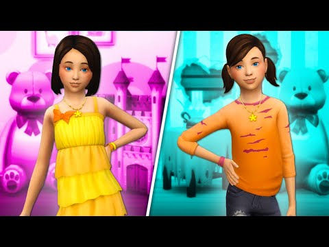 Sims 4 | Separated at Birth | Story
