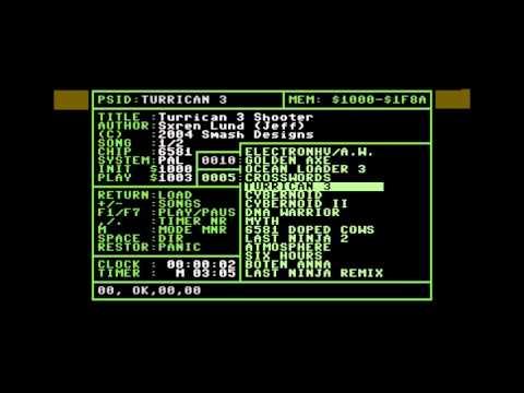 C64 SID Music Compilation