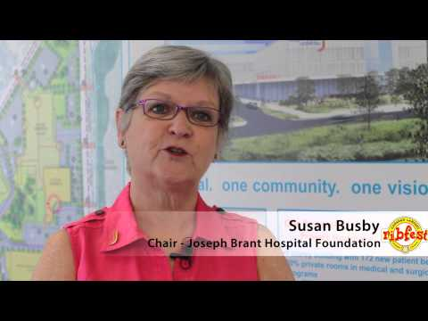 Ribfest Supports Joseph Brant Hospital