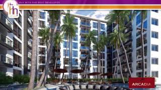 Arcadia Beach Resort Pattaya by Heights Holdings ...