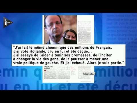 """Cécile Duflot tacle Valls et Hollande, """"président de personne"""""""