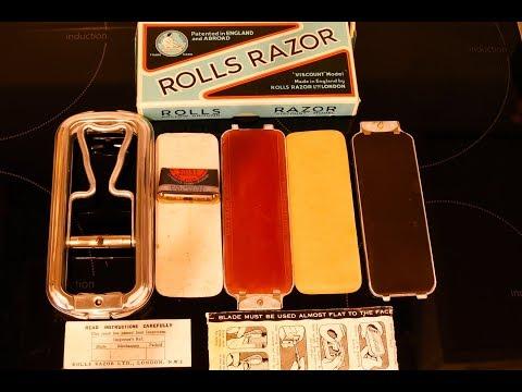 rolls razor dating