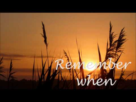 Remember When - Alan Jackson Lyrics