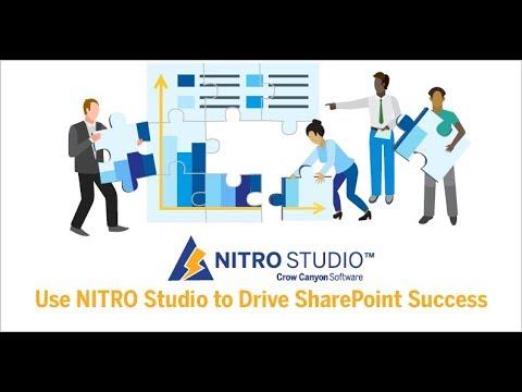 Use NITRO Studio
