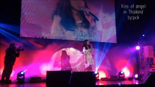 Video อาการรัก - Park Shin Hye @ Kiss of Angel in Thailand 2013 download MP3, 3GP, MP4, WEBM, AVI, FLV Juni 2018