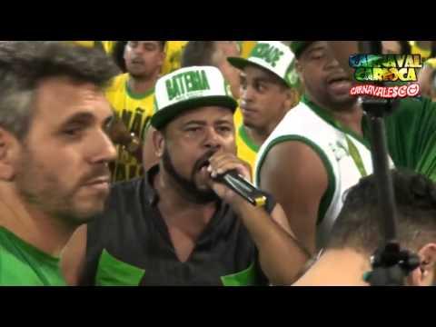 Mocidade Independente de Padre Miguel 2016 - Ensaio técnico - Samba-enredo (10/01/2016)