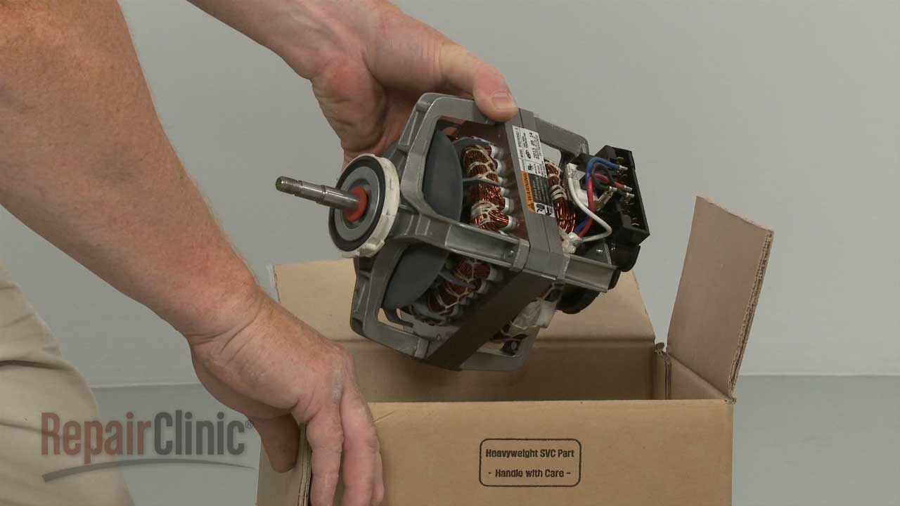 cost to replace dryer motor