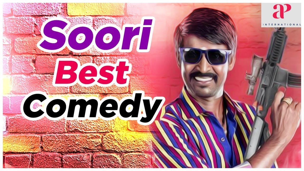 Download Soori Best Comedy | Udhayanidhi Stalin | Vishnu Vishal | Jiiva | Robo Shankar | Thambi Ramaiah