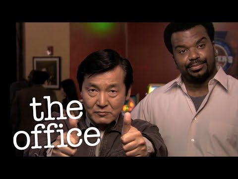 'In Japan, Heart Surgeon Number 1' - The Office US