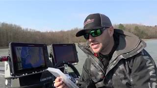 Lowrance C-Map Precision Contour HD Tennessee-Kentucky Lake