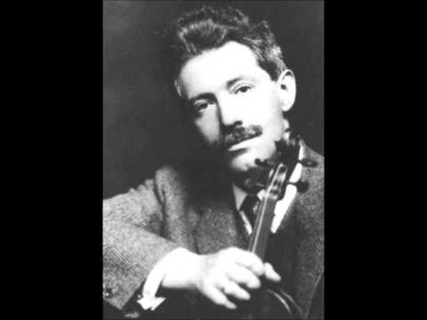 Fritz Kreisler -