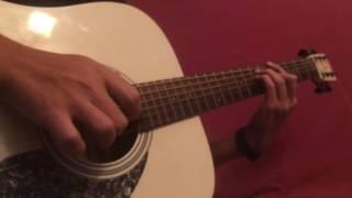 Офигенная мелодия на гитаре! (видео-урок нужен? :))