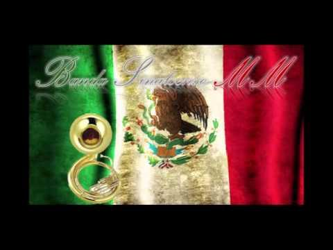 Popurrí Banda Sinaloense MM - Valses Y Boleros (Pura Música Instrumental)
