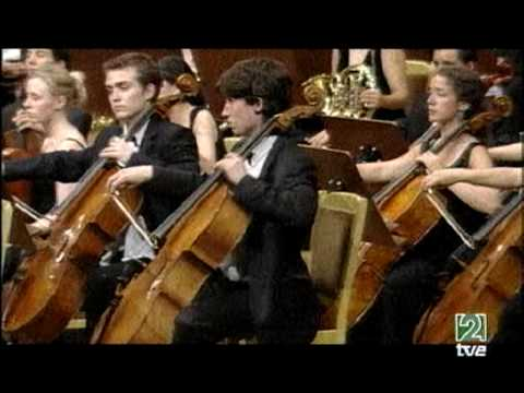 Orquesta Conservatorio Superior Salamanca Tchaikovsky 4ª Sinfonía. Oboe: Juan Antonio Santos