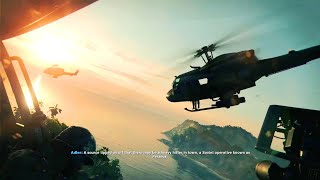 """Call of Duty: Black Ops Cold War - Vietnam Mission (""""Fracture Jaw"""") [60fps, 1080p]"""