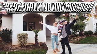 WE'RE FINALLY MOVING IN TOGETHER!! - Stafaband