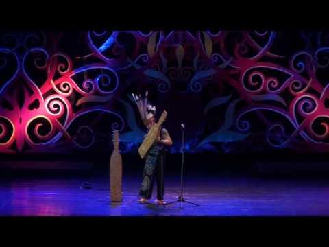 iko metung - Uyau moris // Sape Kenyah Instrument
