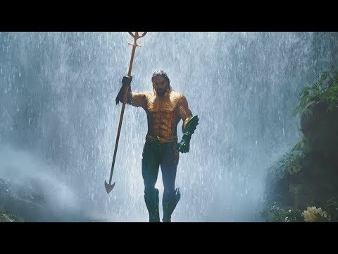 AQUAMAN - Final Trailer - in theaters December 21