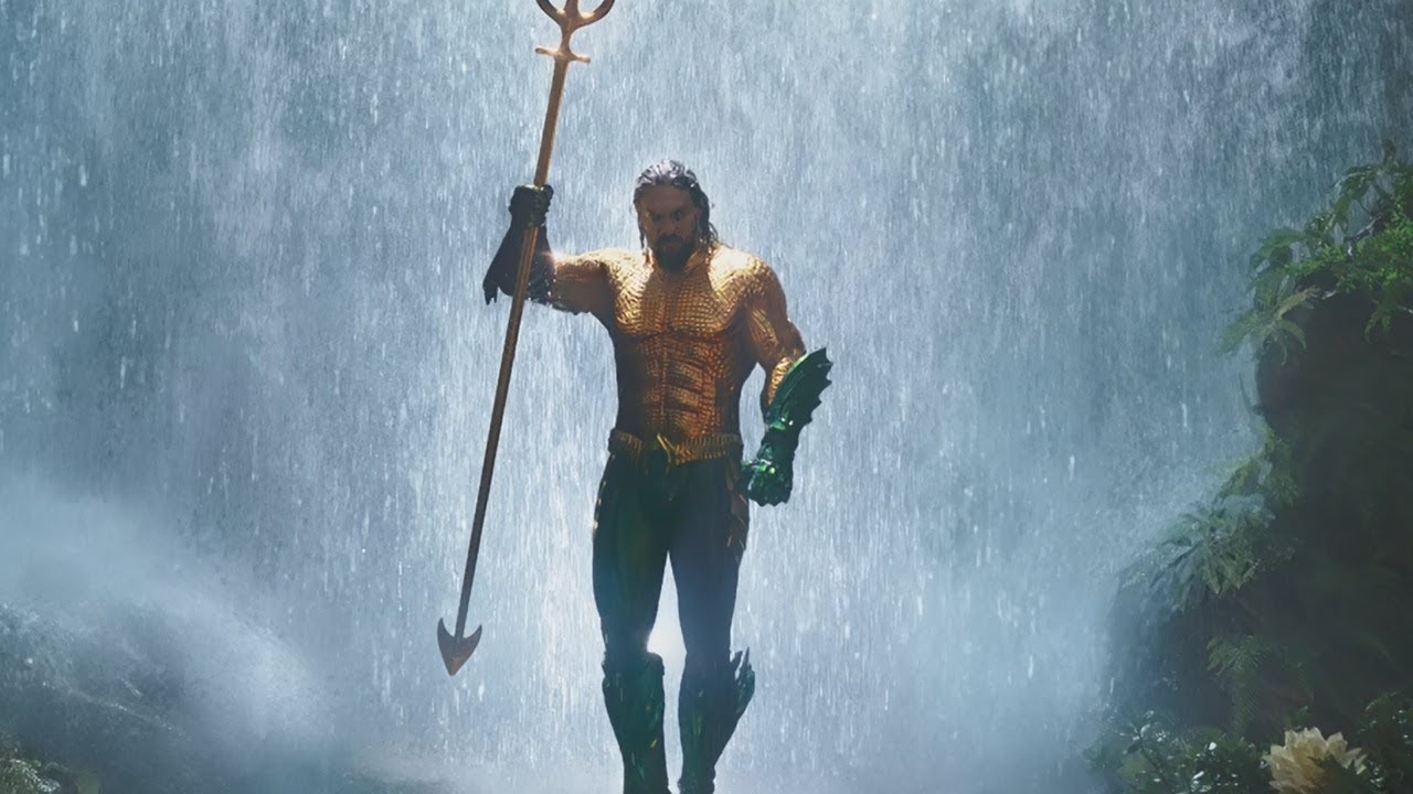 Aquaman Final Trailer In Theaters December 21