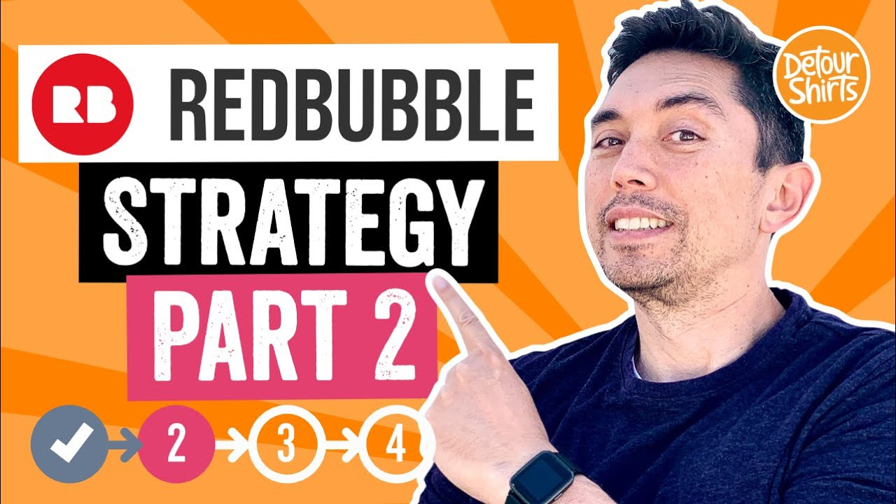My RedBubble Strategy Part 2. Step by step tutorial.. big ticket items, patterns and uploading