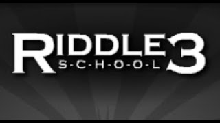 Riddle School 3 Walkthrough