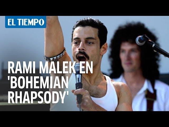 Freddie Mercury se confiesa (Habla Rami Malek de Bohemian Rhapsody) | EL TIEMPO