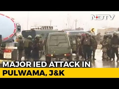 10 CRPF Men Killed In Blast At Kashmir's Pulwama; Jaish Claims Attack Mp3