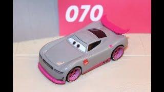 Mattel Disney Cars 3 Shriram (Trainee #70) Rust-eze Racing Center 2018