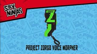 Cwc project zorgo voice morpher