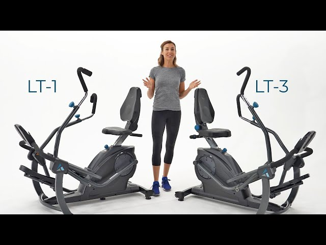 Comparing the Teeter FreeStep LT-1 and LT-3