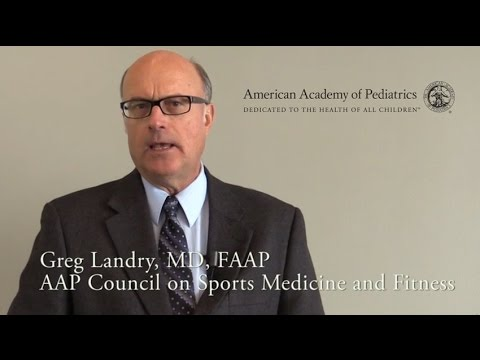 Football Safety Tips from the American Academy of Pediatrics