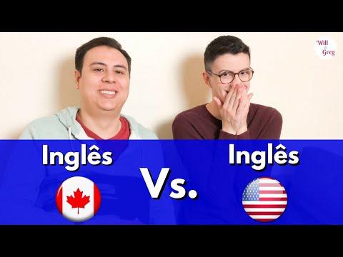 NÃO EXISTE 'SODA' NO CANADÁ! - Inglês canadense x americano