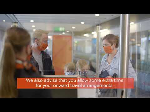 Flying with easyJet - At your destination