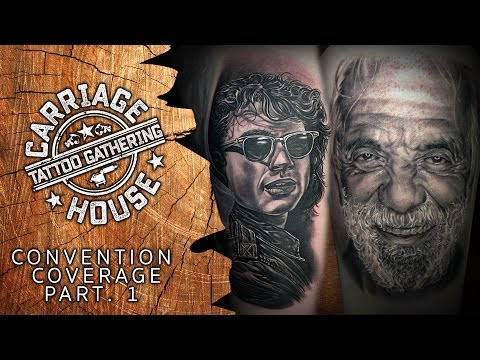 Tattoo Convention Coverage - Carriage House Tattoo Gathering | Part 1 of 3