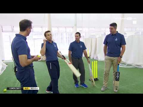 Masterclass: KP,  Gilchrist, Ponting and Vaughan on the art of attacking batting