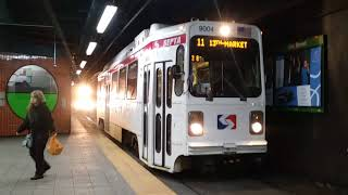 SEPTA TROLLEY AND MFL ACTION