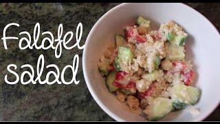 Falafel Salad: Healthy Side Dish Or Snack