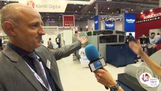 Kornit Digital at FESPA 2017