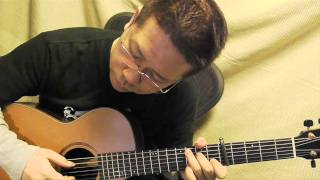 """Rose of May"" from Final Fantasy IX (acoustic guitar solo)"