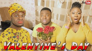 AFRICAN HOME: VALENTINE'S DAY