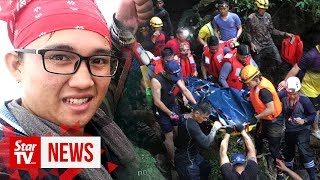 Body of tour guide recovered from Mulu cave