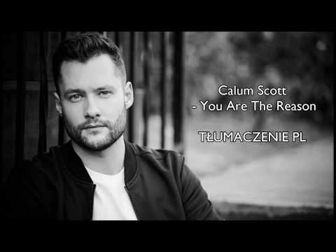 Calum Scott - You Are The Reason TŁUMACZENIE PL