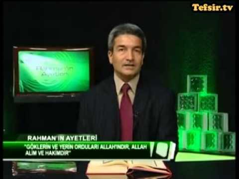 Fetih Suresi Kuran Tefsiri 1-8 Ayetler Prof.Dr. Şadi Eren