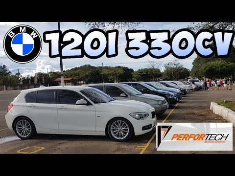 BMW 120i 330cv Pops and Bangs PERFORTECH