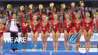 HIGHLIGHTS - 2014 Artistic Worlds, Nanning (CHN) - Women