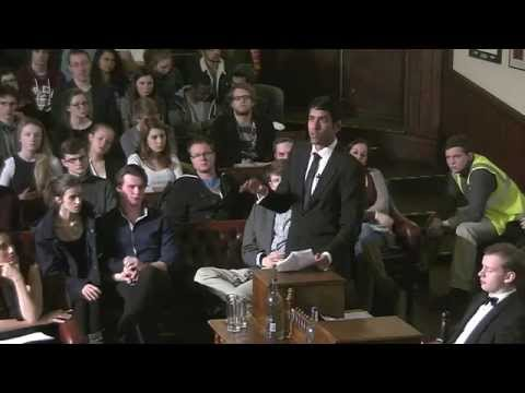This House Believes Capitalism has Failed the Third World | The Cambridge Union