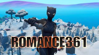 "Fortnite Montage -""ROMANCE631"" (Iann Dior Ft. Pnb Rock)"